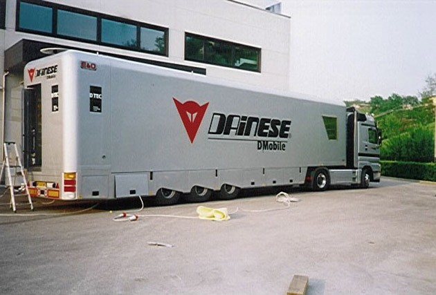 Dainese Motor Home