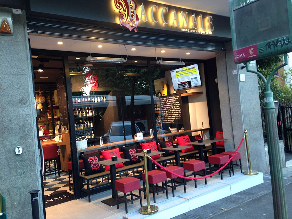 Baccanale Roma EUR